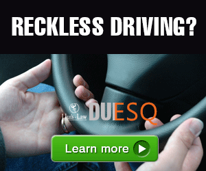 Los Angeles Reckless Driving Attorney